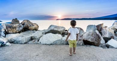 Klara Peruško: Na rivi