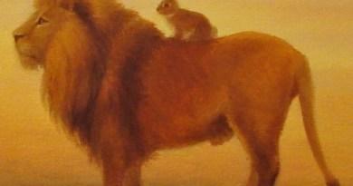 Josip Antolović: Lav i zec