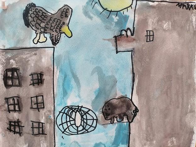 Nolan Barbieri: Vrana i pauk