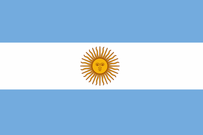 grootste landen vlag argentinie - TOP 10 LARGEST COUNTRIES OF THE WORLD BY SIZE