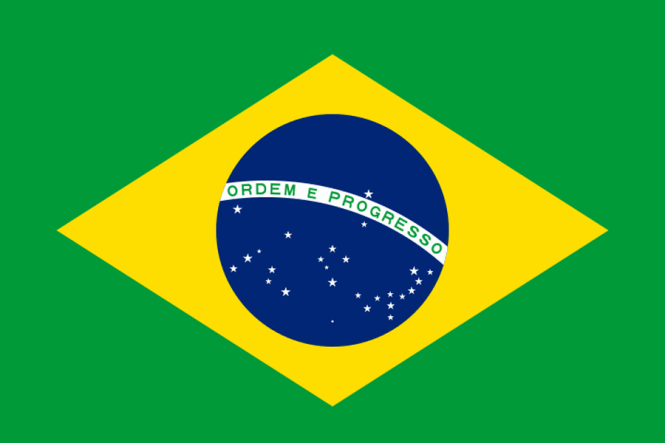 grootste landen vlag brazilie - TOP 10 LARGEST COUNTRIES OF THE WORLD BY SIZE