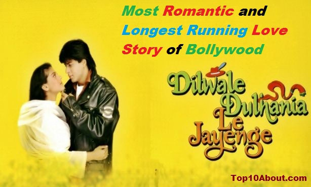 Top 10 Most Romantic Bollywood Movies of All Time