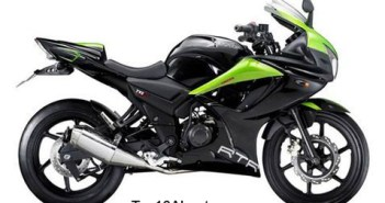 Top 10 Best Selling Bikes of TVS in India