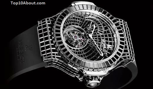 Top 10 Most Expensive Watches in the World