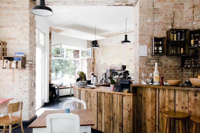 Wohnzimmer Cafe