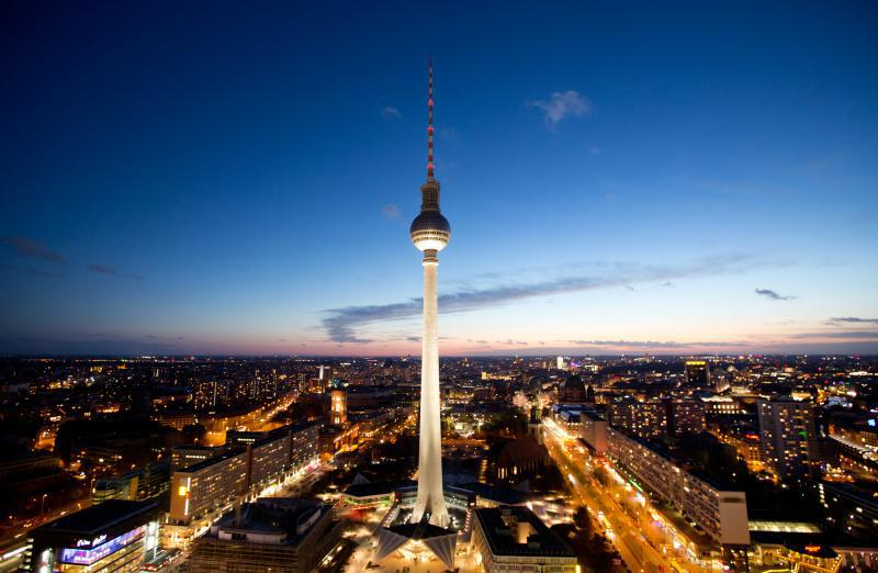 Fernsehturm  Orte fr einen tollen Ausblick  top10berlin