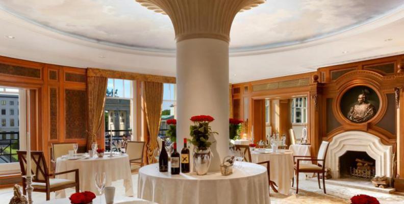 Restaurant Esszimmer Adlon