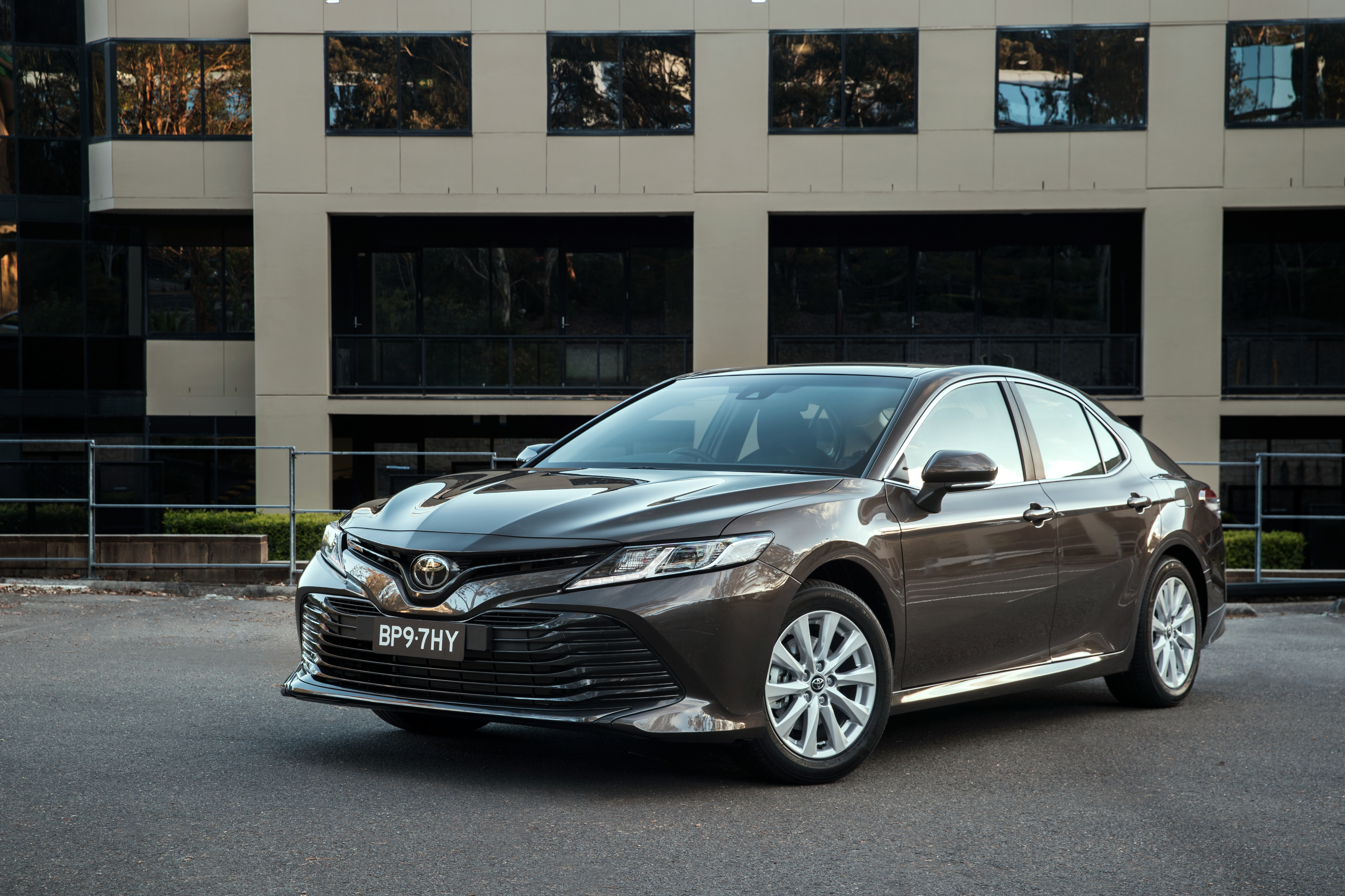 all new camry 2018 australia interior yaris trd sportivo toyota pricing and equipment detailed for