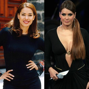 Las 10 Mexicanas Famosas sometidas a Cirugia Plastica