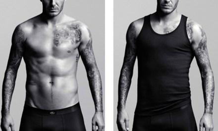 Los 10 Famosos como modelos de ropa interior