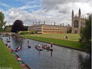 Las 10 mejores universidades en el mundo