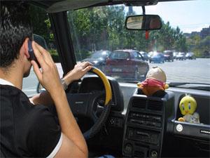 Las 10 causas más comunes de los accidentes de coche