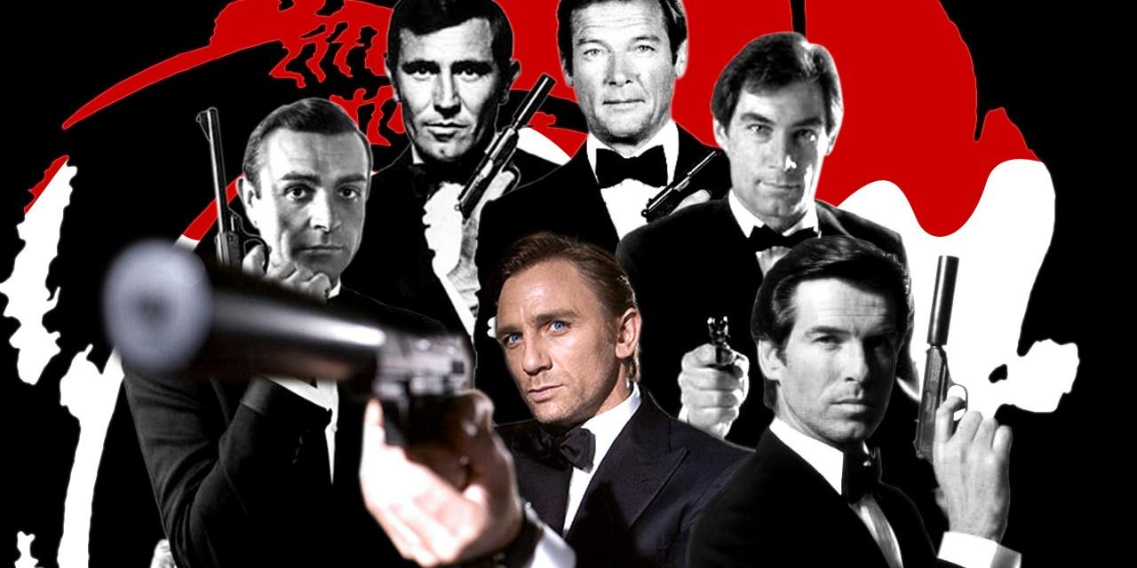 Las 10 mejores películas de James Bond