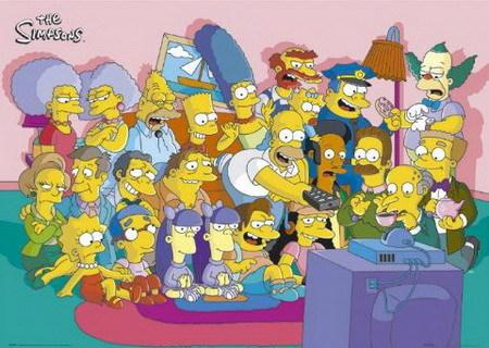 Los 10 mejores personajes de los Simpson