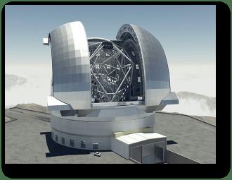 Los 10 telescopios más sorprendentes del mundo