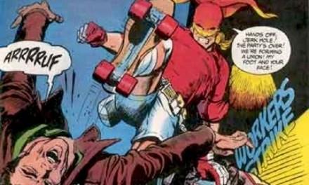 Los 10 peores superhéroes