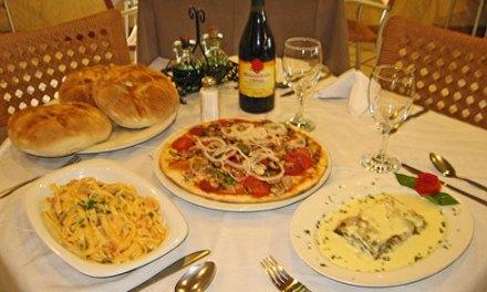 Los 10 mejores platillos de la gastronomía italiana