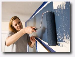 5. No pintar la casa