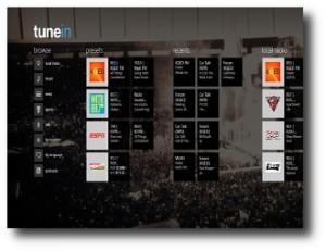 5. TuneIn Radio