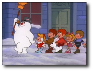 6. Frosty The Snowman