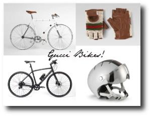 7. Bicicleta Gucci-Bianchi