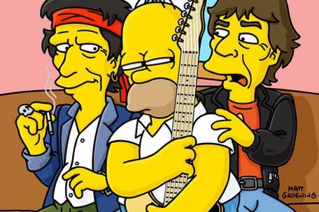 Los 10 músicos más famosos que aparecieron en Los Simpsons