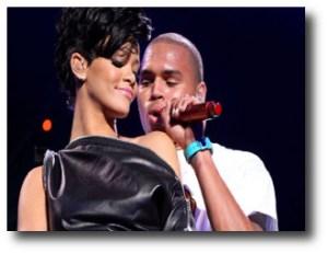1. Rihanna y Chris Brown, pelea