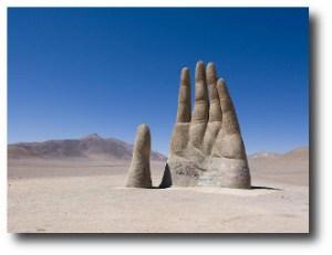 4. Mano del desierto