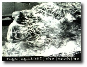 5. Rage Against The Machine