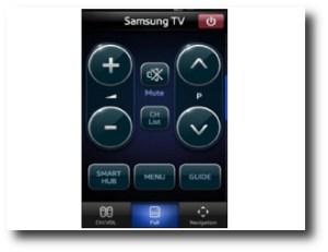 7. Samsung Remote