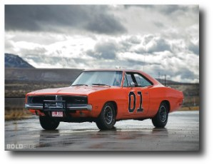 8. Dodge Charger 1969