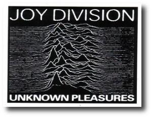8. Joy Division - Unknown Pleasures
