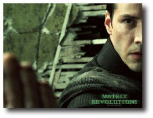 9. The Matrix Revolutions
