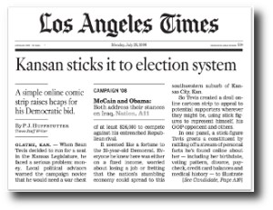 9. Los Angeles Times