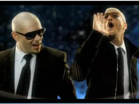 Pitbull con Chris Brown