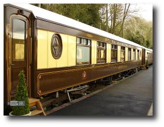 Los 10 mejores hoteles emplazados en trenes