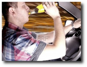 2. Conducir ebrio