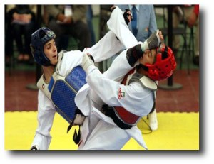 5. Taekwondo
