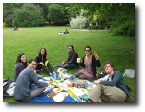 7. Dia de campo con amigos