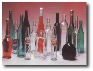 7. Envases de vidrio