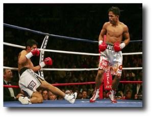 10. Manny Pacquiao vs Erik Morales