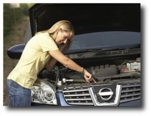 3. Problemas con el coche