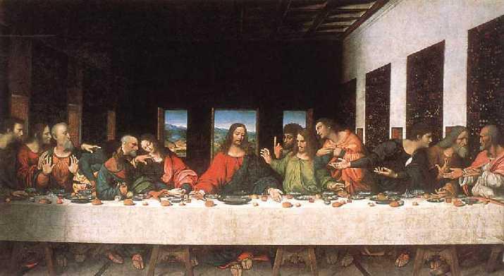 Las 10 mejores pinturas de Jesucristo