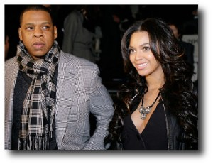 1. Beyonce Knowles y Jay Z