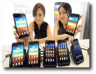Las 10 compañías que venden más Smartphones en el mundo