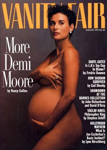 Las 10 más sexy mamás embarazadas famosas