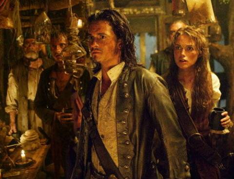 Pirates of the Caribbea Dead Man's Chest