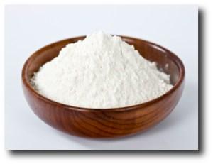 1. Bicarbonato de sodio