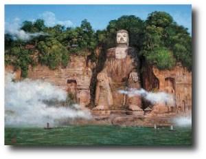 1. Gran Buda de Leshan