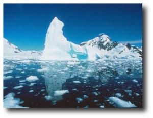 9. Derretimiento de los glaciares
